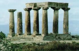 Архитектура Древней Греции презентация и конспект к уроку МХК