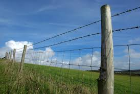 How to Mend a Barbed Wire Fence Do It Yourself MOTHER EARTH NEWS