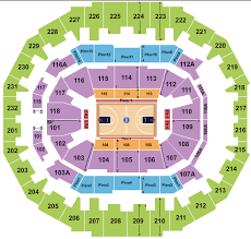 Memphis Grizzlies Arena Seating Chart Fedex Forum Seating Chart Rows Seat Numbers And Club Seats