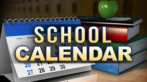 Image result for school calendar 2019-2020