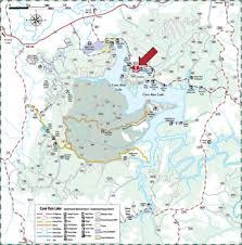 Daniel Boone National Forest Scott Creek Marina