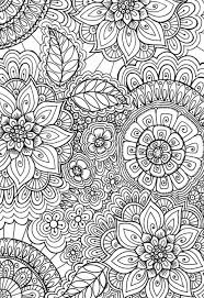 pattern idea lovely design ideas pattern coloring pages for adults free printable