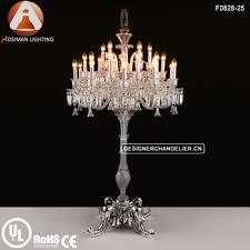 chandelier floor lamp home lighting. 25 Light Baccarat Crystal Chandelier Floor Lamp Home Lighting F