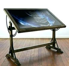 drafting table desk. Drafting Table Computer Desk Drawing Workstation Attractive At . 0