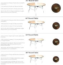 what size tablecloth for a 6 foot table 6 ft round table what size tablecloth for
