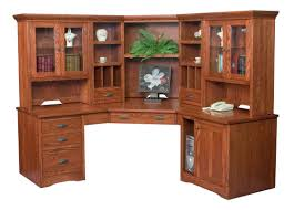 mission style solid oak office computer. Mission Style Solid Oak Office Computer T