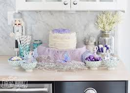 A Sugar Plum Fairy Birthday Party Diy Glittery Ombre Tutu Skirt