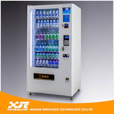 Glass Bottle Vending Machine