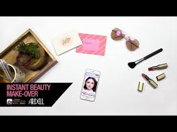 youcam makeup instant beauty make over
