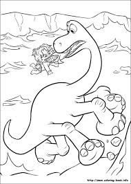 Small Picture 17 best Coloring Pages The Good Dinosaur images on Pinterest