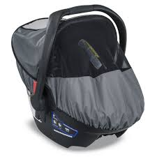 p the britax b covered infant car seat all weather cover provides