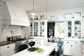 pendant lights kitchen island enthralling two light fixtures for transpa glass shade white themed features fancy
