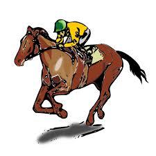 horse racing clipart. Beautiful Racing Horse Racing Jockey Clipart 1 Intended C