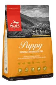 Orijen Puppy High Protein Grain Free Premium Quality Meat Dry Dog Food