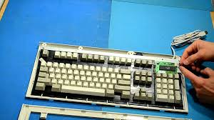 ibm model m converted to usb