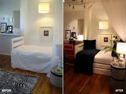 Small Bedroom Renovation Magnificent Small Bedroom Makeovers About Remodel Home Decor