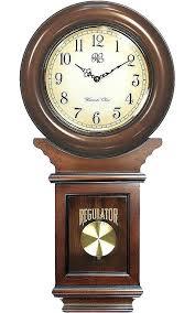 wall clock pendulum antique