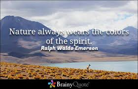 Quotes About Nature Ralph Waldo Emerson 40 Quotes Simple Emerson Nature Quotes