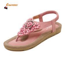 Ladies Shoes Design Bandage Design Ladies Flat Sandals Girls 2019 New Lady Shoes Buy Ladies Flat Sandals Girls Flat Sandals 2019 New Flat Sandals Lady Shoes Product On