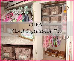 kids organization ideas | CHEAP Closet Organization Tips - Cornerstone  Confessions
