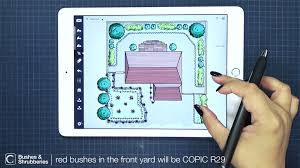 How To Color A Backyard Landscape Architecture Design In Concepts