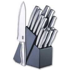 Farberware 21Piece TripleRiveted Knife Set  WalmartcomWalmart Kitchen Knives