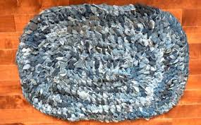 blue jean rug amazing blue jean rag rug of blue jeans denim rug handmade rag by blue jean rug