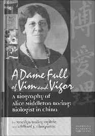 A Dame Full of Vim and Vigor. A Biography of Alice Middleton Boring:... |  Download Scientific Diagram