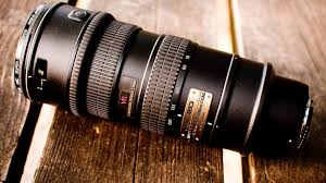wooden surface, closeup, Nikon, brand ...