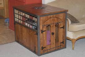 wooden dog crate furniture. Wooden Dog Crate Furniture O