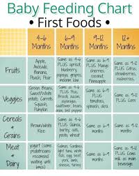 Gerber Food Chart Baby Eating Chart Lamasa Jasonkellyphoto Co