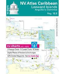 Nv Charts App Region 12 2 Leeward Islands Anguilla To Dominica 2018 19