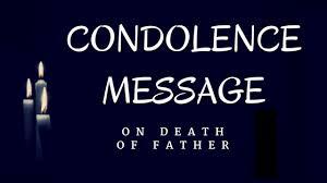 Short Condolence Quotes Amazing Condolence Message On Death Of Father Sympathy Words