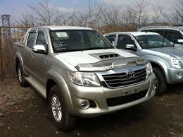 2012 Toyota Hilux PICK UP Photos, 3.0, Diesel, Automatic For Sale