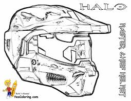 halo coloring pages new master chief glum me and