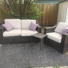 used regina patio furniture dining