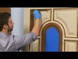 same day stain kit therma tru doors