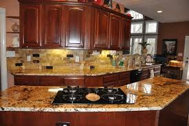 Backsplashes For Kitchens With Granite Countertops Awesome Granite Countertops And Backsplash Designs Wonderful Interior