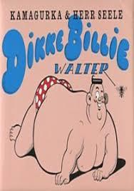 Dikke Billie Walter | DE POORT - Stripspeciaalzaak