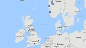 p o cruises norwegian fjords cruise from southton 26 aug 2017 b724