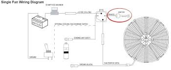 electric fan connection question corvetteforum chevrolet here s my diagram the area circled is what i m trying to figure out where to connect to get a 12vdc source when the ignition is in the run position
