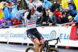 Alvento - italian cycling magazine - CHEF KONRAD [Tour Alvento - Tappa 16]  Non fosse stato per il ciclismo oggi Patrick Konrad avrebbe un ristorante e  farebbe lo chef. «Cucina austriaca e