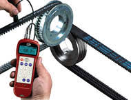 belt tension meter. get consistent, accurate belt tension readings every time! meter i