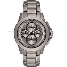 men s michael kors titanium titanium chronograph watch mk8530 mens michael kors titanium titanium chronograph watch mk8530