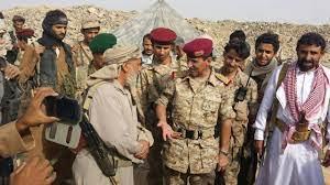 مأرب برس- مأرب : مقتل 7حوثيين وقيادي ميداني يهنئ مقاومة عدن وينفي أي تقدم  المليشيا .