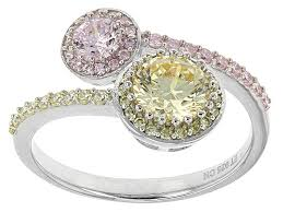jtv rings bella luce the best brand ring in wedding