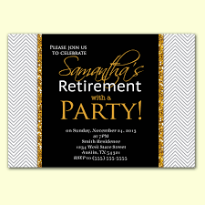 doc retirement invitation cards elegant chic floral gold retirement party invitations crafting the perfect invitation retirement invitation cards