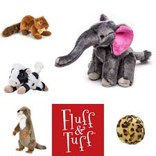 stop by dog today and we ll help you find the perfect fluff tuff toy for your favorite furry friend