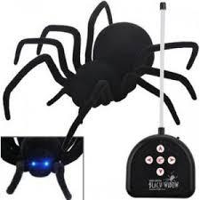 <b>Радиоуправляемый робот паук Cute</b> Sunlight Black Widow ИК ...