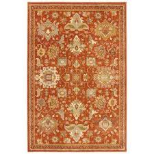grayson red 10 ft x 12 ft area rug